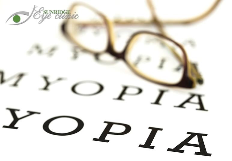 Nearsightedness Calgary