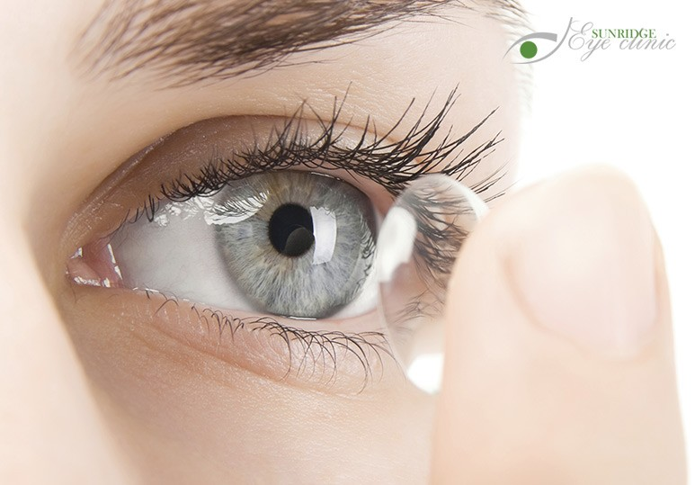 guide to contact lenses in calgary