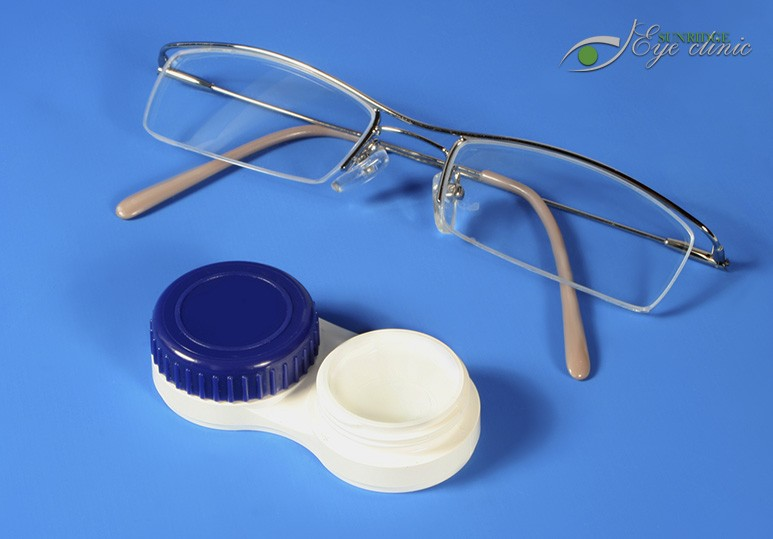 contact lens fitting sunridge calgary Contact Lenses vs Eyeglasses
