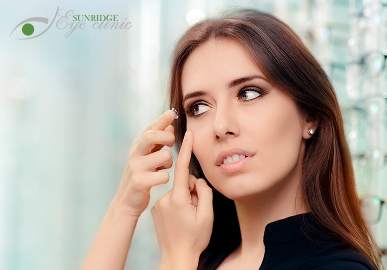 Calgary Sunridge Eye Clinic Safety Tips For Contact Lens Wearers