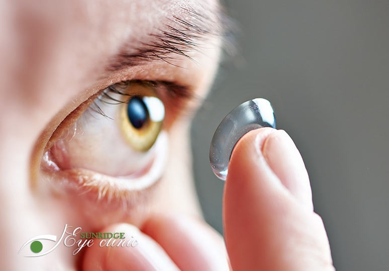What are the Different Types of Contact Lenses?