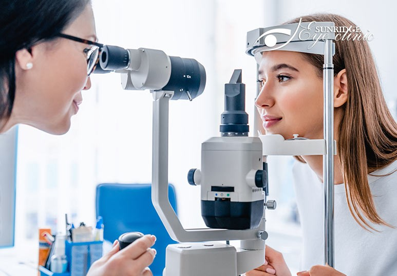 What to Expect From a Routine Eye Exam