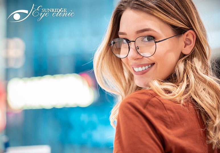 4 Things to Consider When Choosing a Pair of Eyeglasses