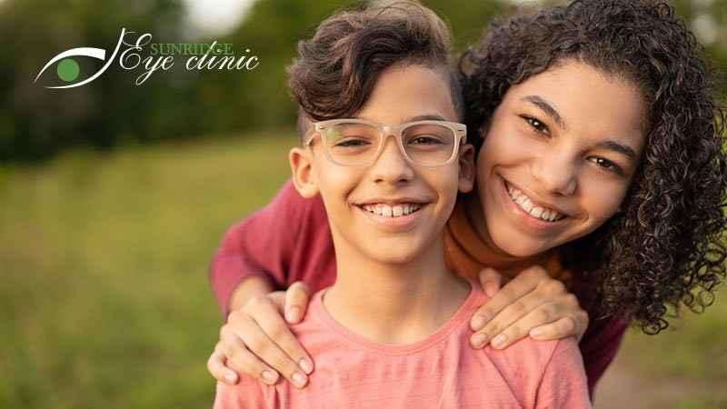 7 Simple Steps to Help Protect Your Child's Vision