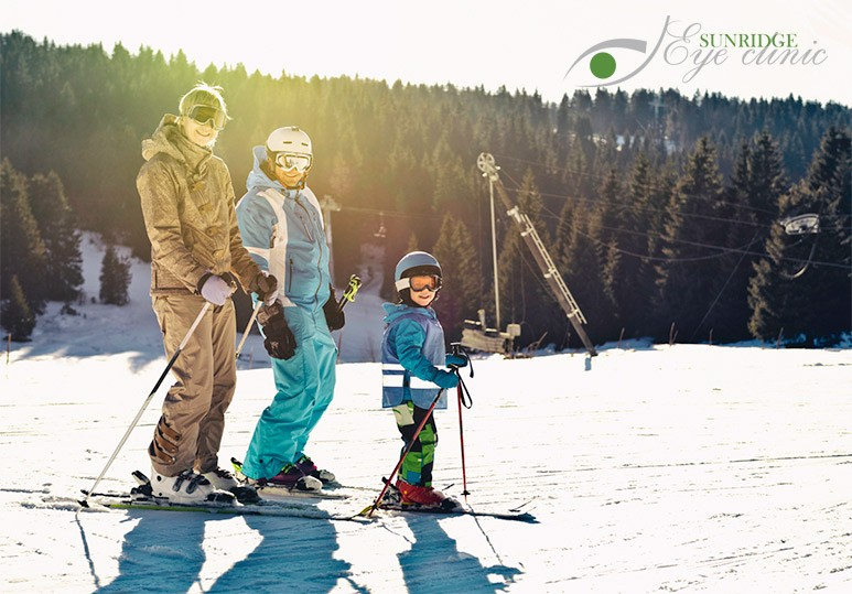 Sunridge Eye Clinic Protect And Care For Your Eyes This Winter With 3 Tips From Our Calgary Eye Clinic