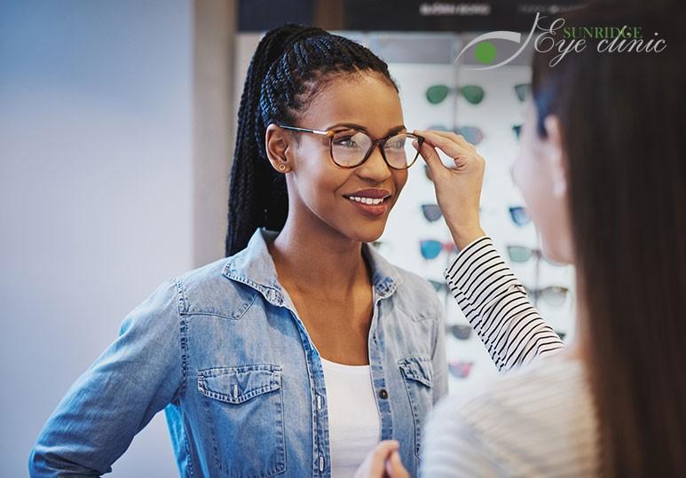 Sunridge Eye Clinic Finding Good Eyeglasses At Better Prices