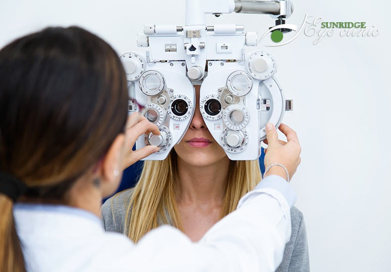 What Happens During an Eye Exam
