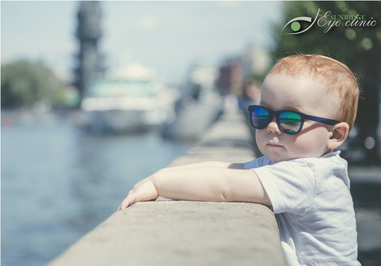 Calgary Kids Eye Doctor Does Your Child Really Need Sunglasses?