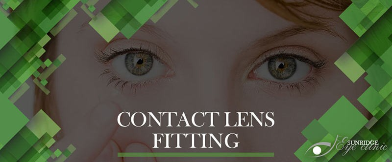 Contact Lens Fitting Calgary