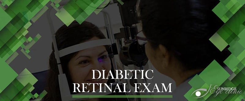 Diabetic Retinal Examination