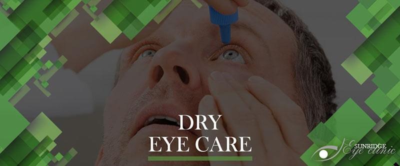 Dry Eye Care Calgary