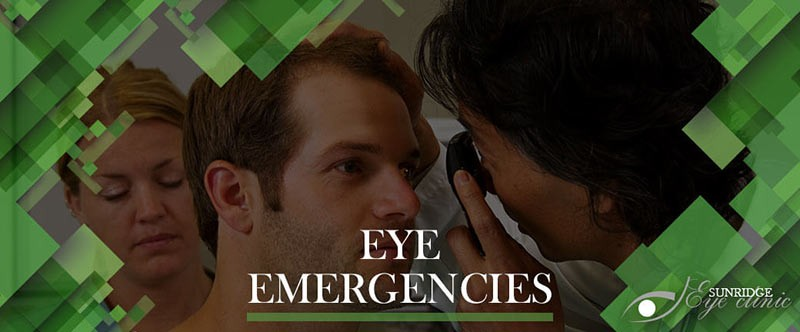 Eye Emergencies Calgary