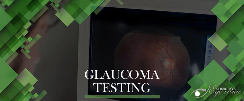 Glaucoma Testing Calgary
