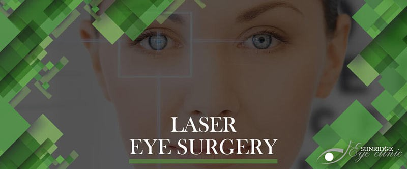 Laser Eye Surgery Consultation Calgary
